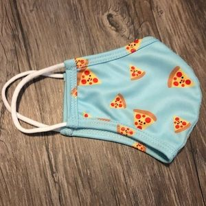 3/$20 Gertex   Kid's Happy Pizza Face Mask